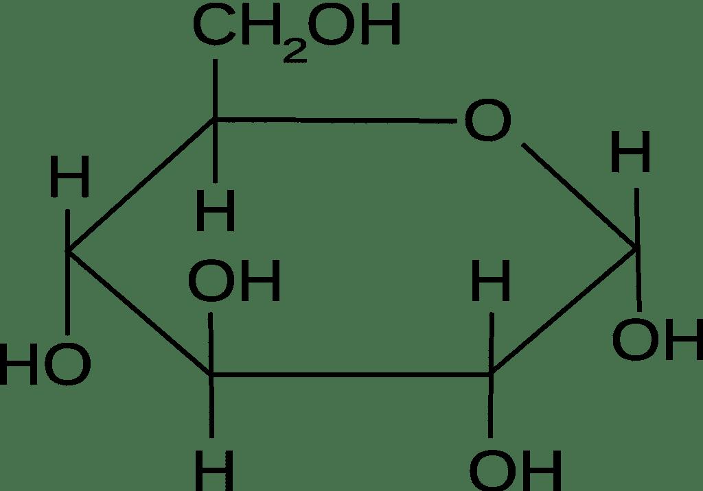 glucose-structure