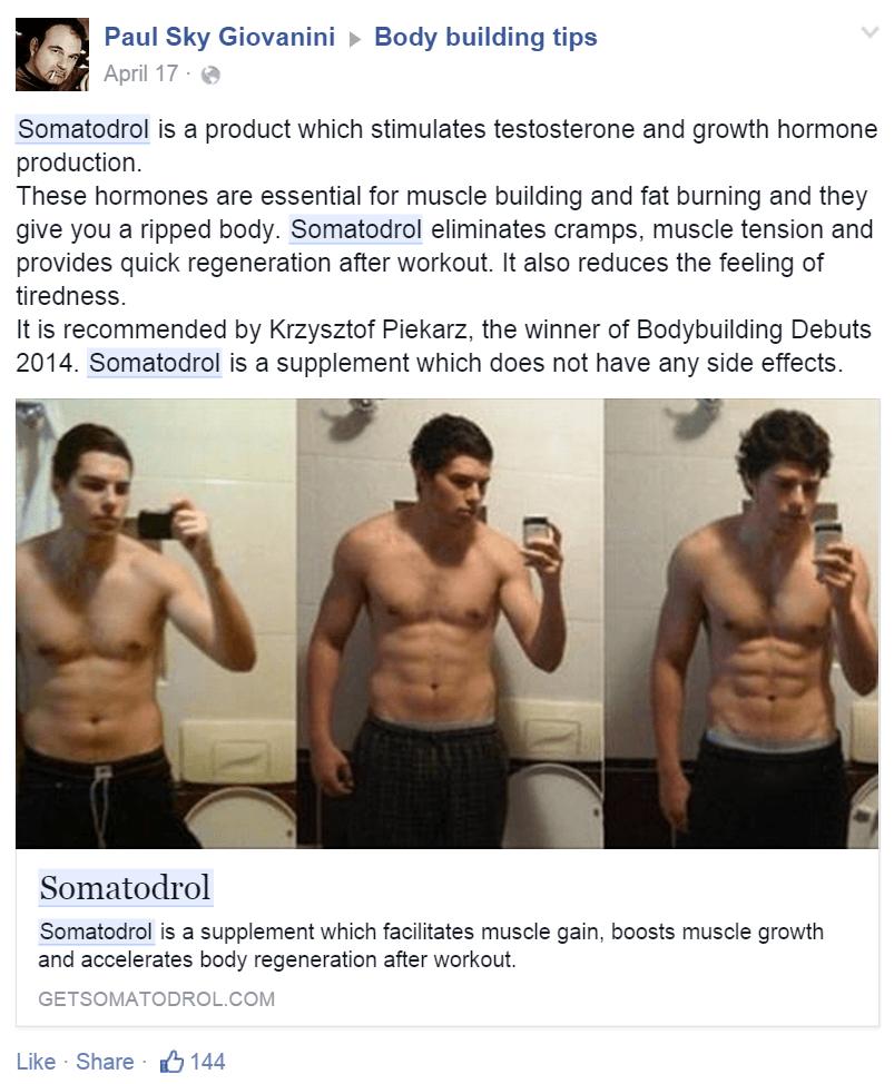 Somatodrol FB Review