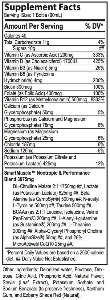 ruckpack ingredients