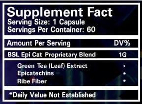 EpiCat Supplement Facts