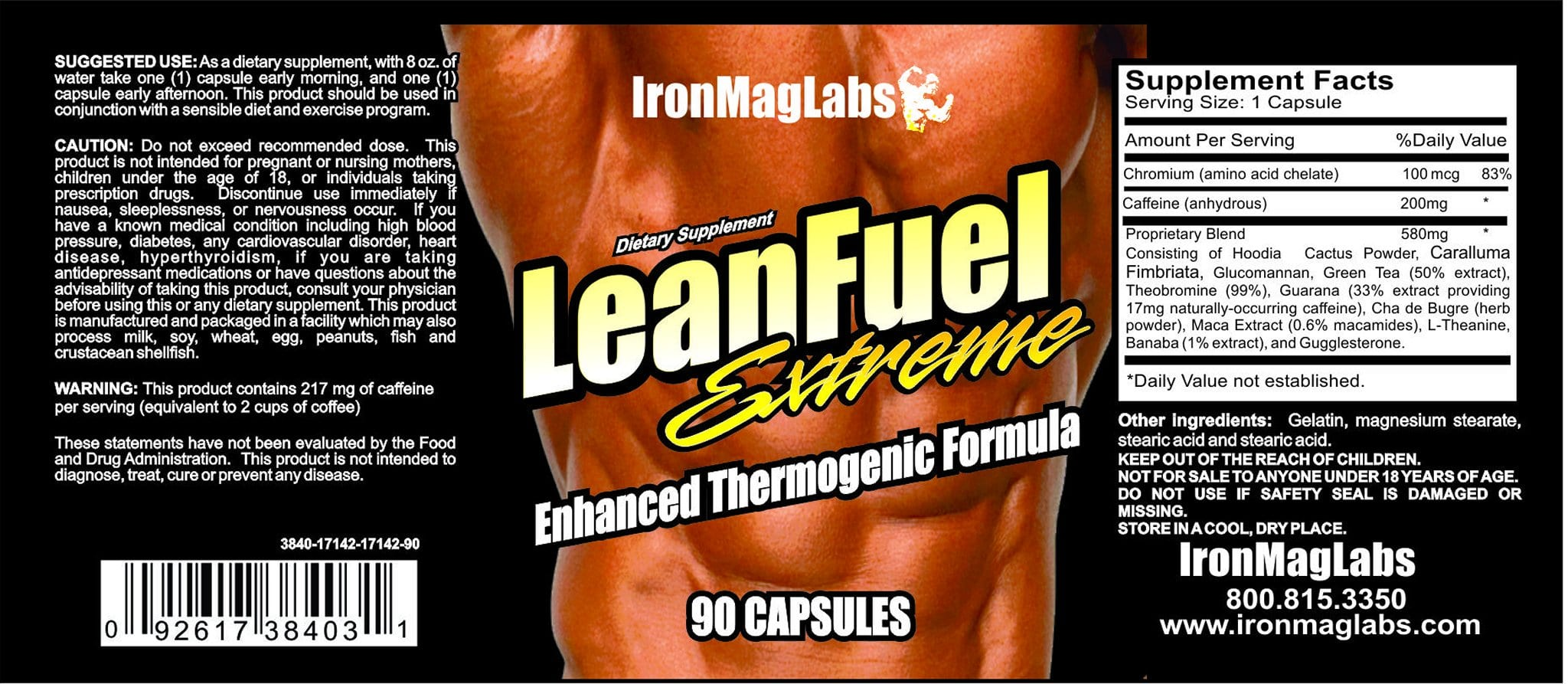 Lean Fuel Extreme