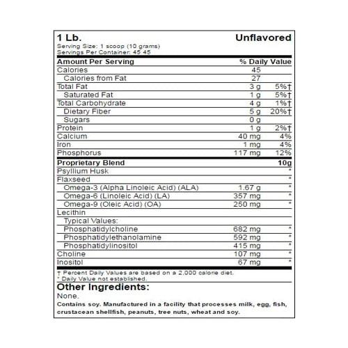 myofiberingredientlabel