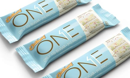 Oh Yeah One Birthday Cake Protein Bar