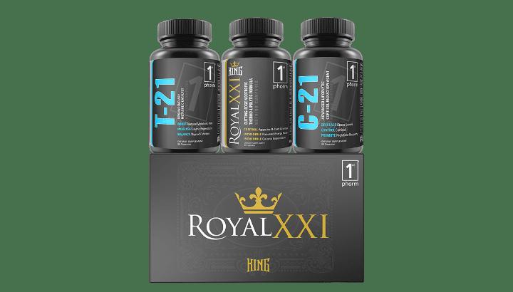 Royal 21 King System