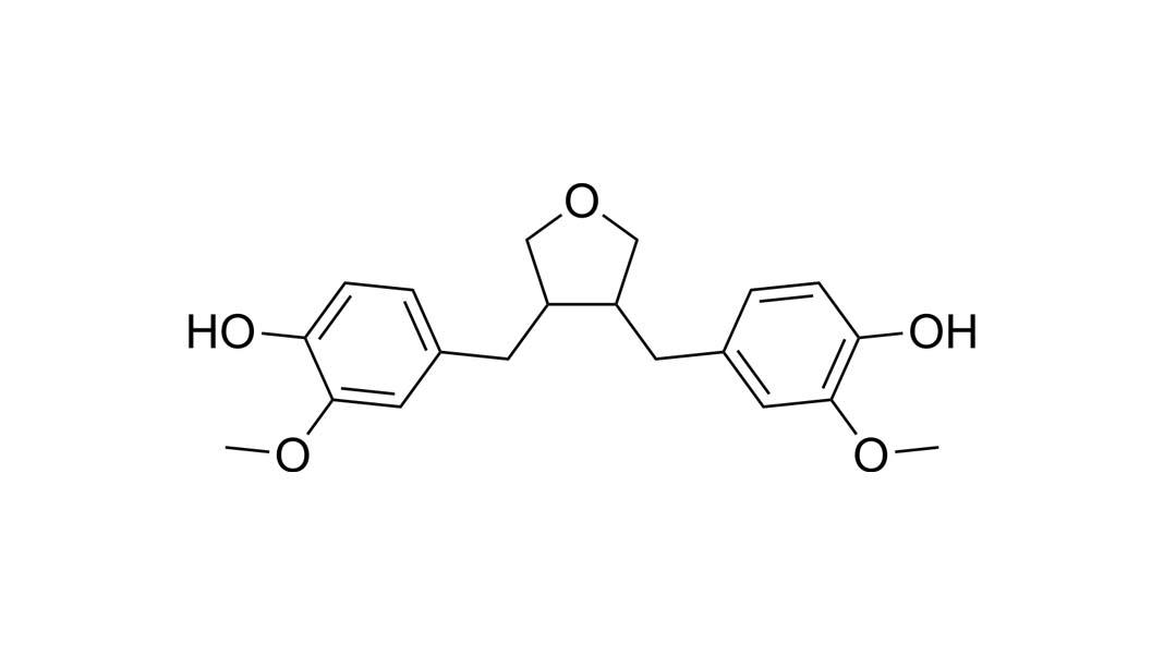 34-Divanillyltetrahydrofuran