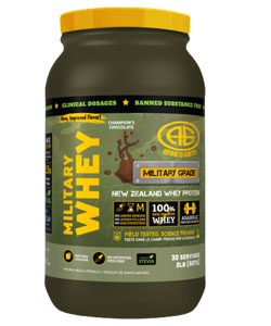 Military Whey Product Image