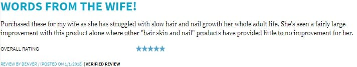 Hair Skin Nails Essentials Reviews
