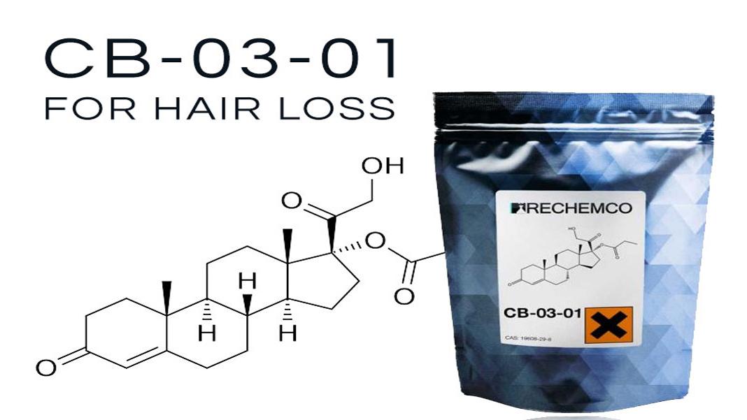 Clascoterone (CB-03-01/Breezula)