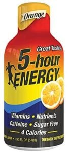 Energy Endurance Product 1