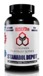 Stanabol-Depot