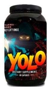 YOLO-You-Only-Lift-Once