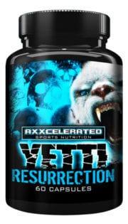 Yetti DNA Resurrection