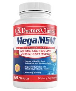 Mega MSM Product Image