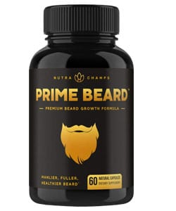 Prime Beard Product Image